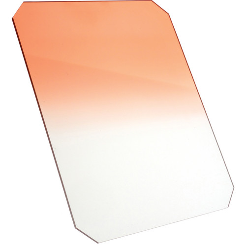 Formatt Hitech 165 x 200mm Coral #3 Hard Graduated Filter