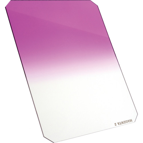 Formatt Hitech 165 x 200mm Magenta #1 Hard Graduated Filter