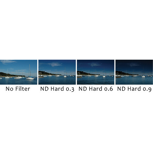 "Formatt Hitech 6.5 x 8"" Graduated Neutral Density Filter Kit (Hard Edge)"