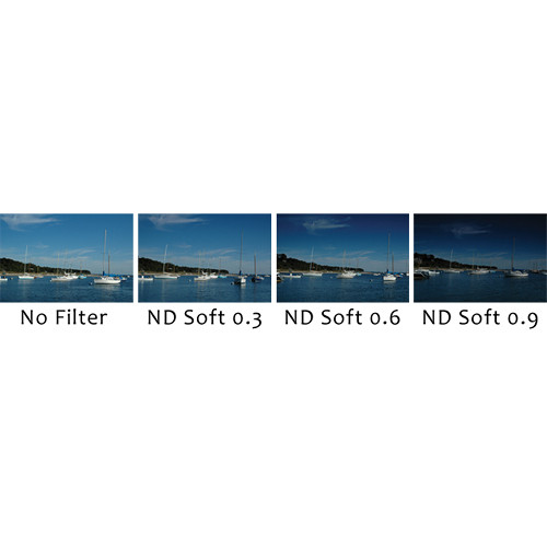 "Formatt Hitech 6.5 x 8"" Graduated Neutral Density Filter Kit (Soft Edge)"