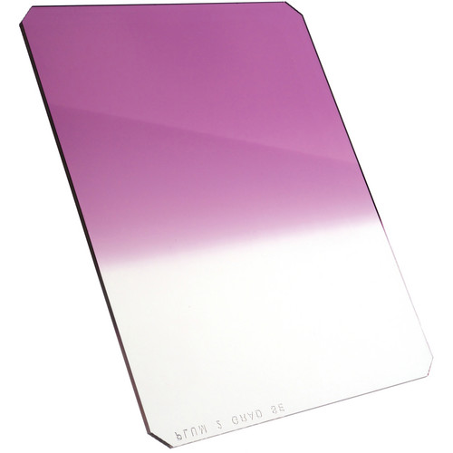 Formatt Hitech 165 x 200mm Plum #1 Hard Graduated Filter