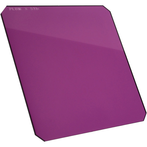 "Formatt Hitech 6.5 x 6.5"" Solid Color Plum 1 Filter"