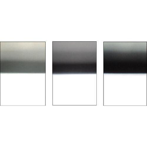"""Formatt Hitech 6.5 x 8"""" Reverse Neutral Density Graduated Filter Kit"""
