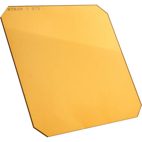 """Formatt Hitech 6.5 x 6.5"""" Solid Color Straw 1 Filter"""