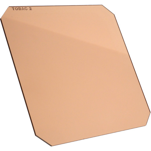 "Formatt Hitech 6.5 x 6.5"" Solid Color Tobacco 2 Filter"