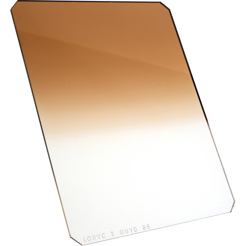 Formatt Hitech 165 x 200mm Tobac #3 Soft Graduated Filter