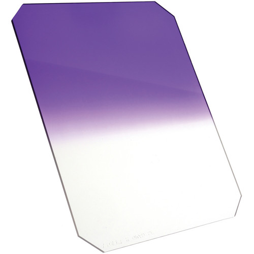 Formatt Hitech 165 x 200mm Violet #1 Soft Graduated Filter
