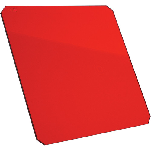 "Formatt Hitech 4x4"" Red #25 Resin Filter for Black & White Film"