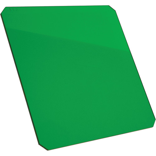 "Formatt Hitech 4x4"" Green #58 Resin Filter for Black & White Film"