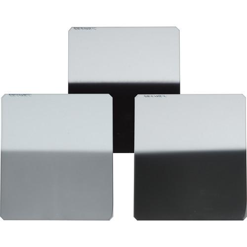 Formatt Hitech 150 x 170mm 0.3, 0.6, and 0.9 ND Hard Graduated Filter Kit