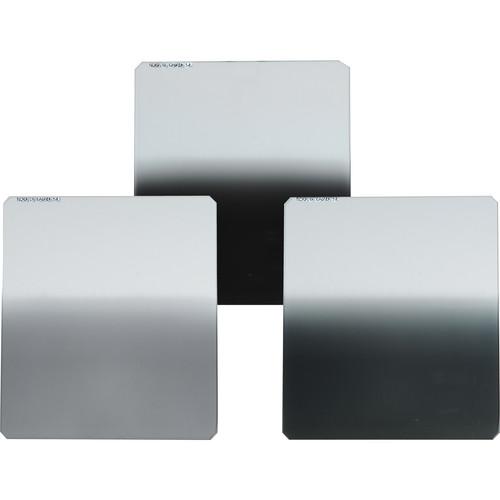 Formatt Hitech 150 x 170mm 0.3, 0.6, and 0.9 ND Soft Graduated Filter Kit