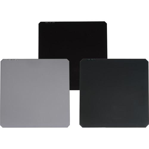 "Formatt Hitech 6 x 6"" 0.3, 0.6, and 0.9 ND Filter Kit"