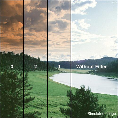 Formatt Hitech 150 x 170mm Sepia #1 Soft Graduated Filter