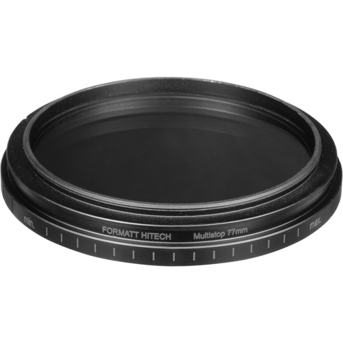 Formatt Hitech 77mm Multistop Neutral Density Filter
