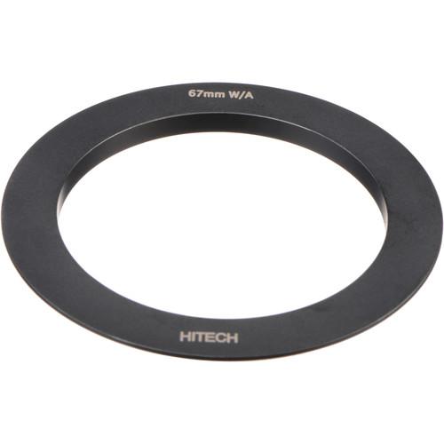 """Formatt Hitech Adapter Ring for 85mm/Cokin """"P"""" Filter Holder - 67mm"""