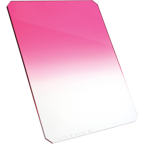 Formatt Hitech 85 x 110mm Graduated Cerise 3 Filter