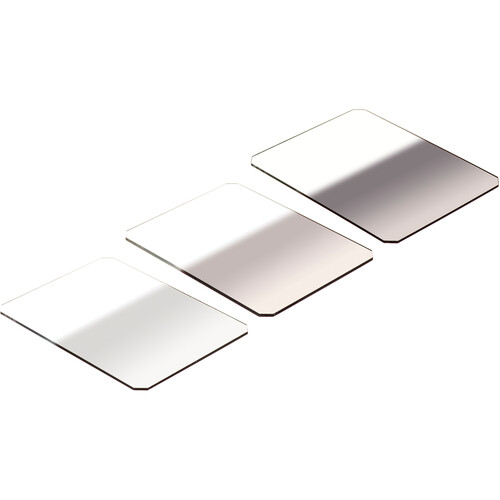 Formatt Hitech 85 x 110mm Reverse Graduated Neutral Density Kit 7