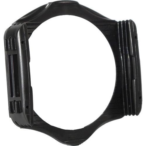 Hitech 3-Slot Plastic 85mm Filter Holder (58mm Adapter Ring)