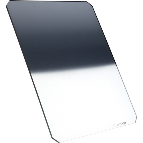 Formatt Hitech 85 x 110mm ND 0.9 Soft Reverse Graduated Filter