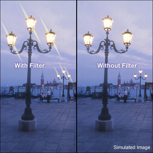 Formatt Hitech 85 x 85mm Star Effect 2 Point Filter