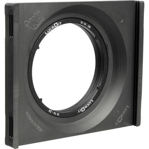 Hitech 165mm Lucroit Wide Angle 2-Slot Filter Holder for Nikon 14-24mm f/2.8 Lens