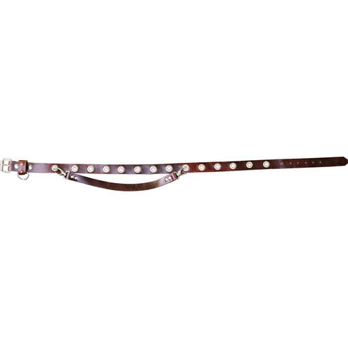 HoldFast Gear Photo Belt (English Bridle, Chestnut, Medium)