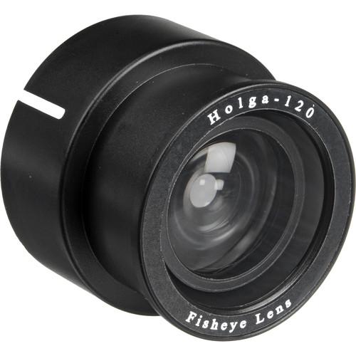 Holga Fisheye Lens 120