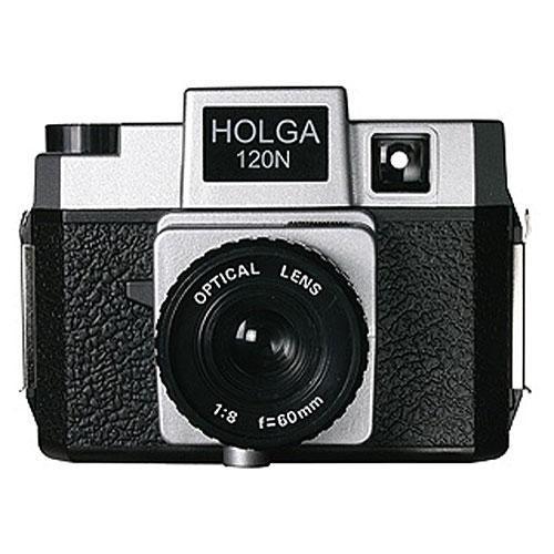 Holga 184-120  Holgawood 120N Medium Format Camera (Twilight Zone)
