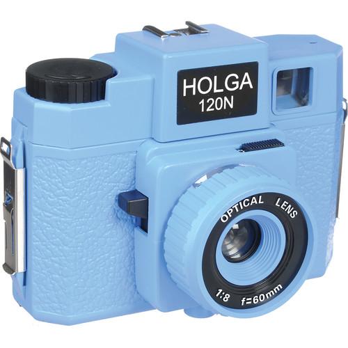Holga 186-120  Holgawood 120N Medium Format Camera (Blooze Brothers)