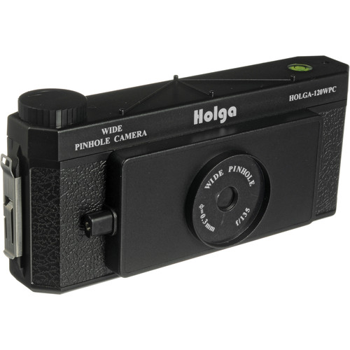 Holga 193120 120 Wide Angle Pinhole Camera