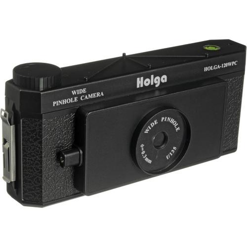 Holga 193120 120 Wide Angle Pinhole Camera