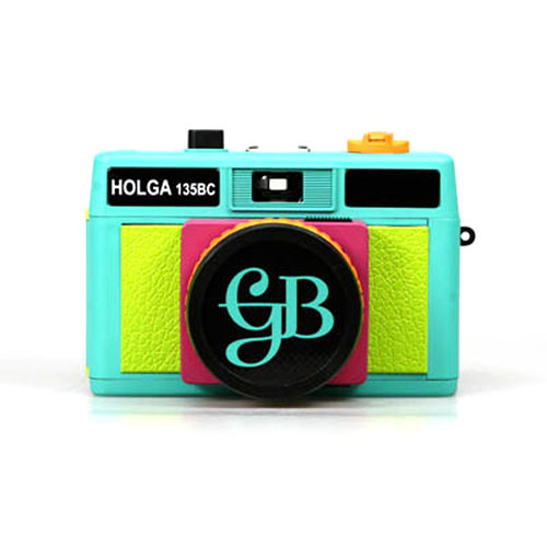 Holga 135BC Camera - Gretchen Bleiler Edition