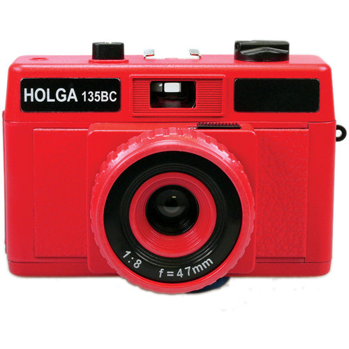 Holga HolgaGlo 135BC Glows in the Dark Camera (Infra Red)