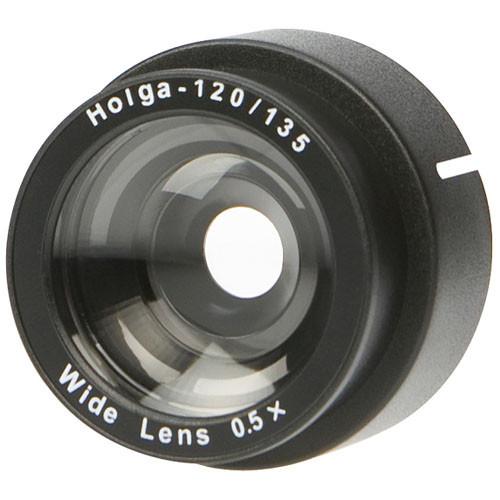Holga .5X Wide Angle Adapter Lens