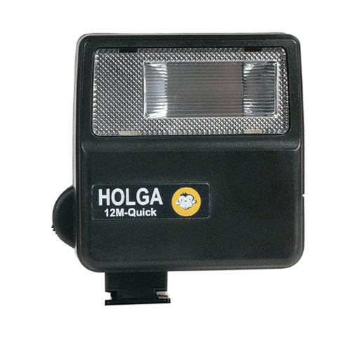 Holga 12MQ Electronic Quick Flash