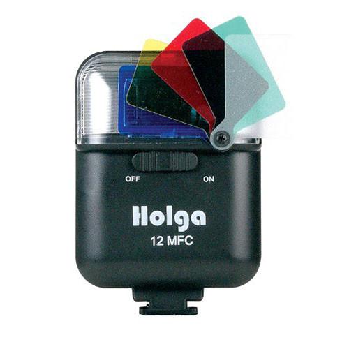 Holga 12MFC Flash