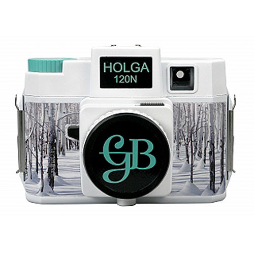 Holga 120N Camera - Gretchen Bleiler Edition