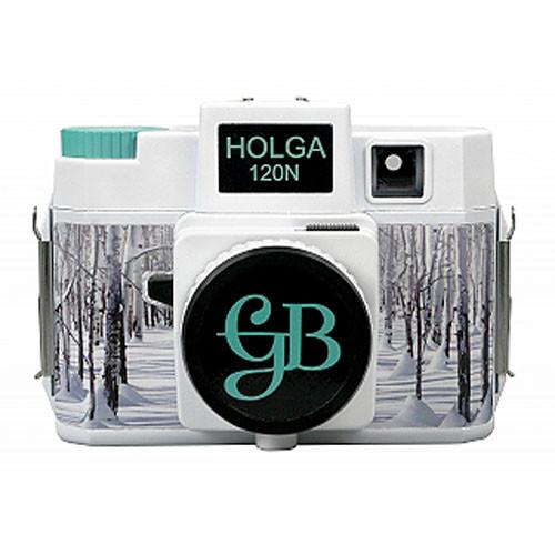 Holga 120N Camera - Gretchen Bleiler Edition