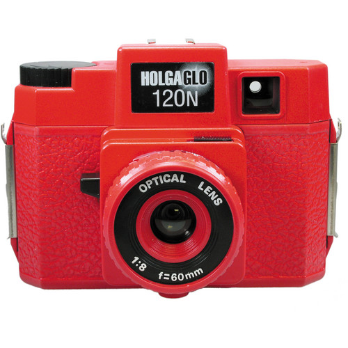 Holga HolgaGlo 120N Glows in the Dark Camera (Infra Red)