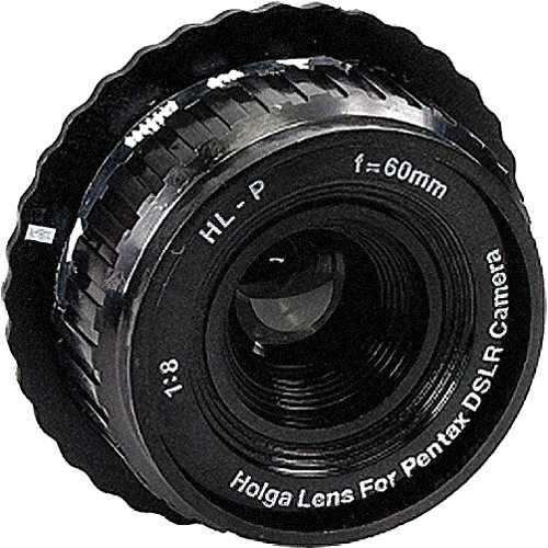 Holga Lens for Pentax DSLR Camera