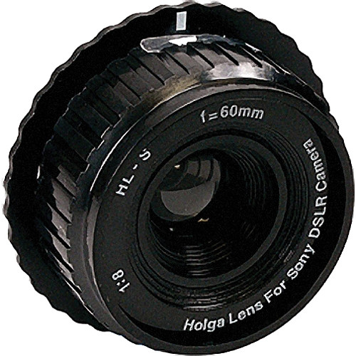 Holga Lens for Sony DSLR Camera