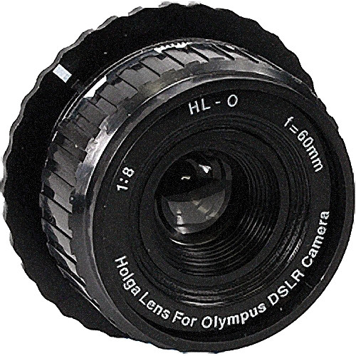 Holga Lens for Olympus DSLR Camera