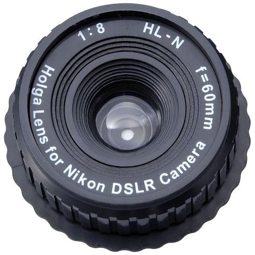 Holga Lens for Nikon DSLR Camera