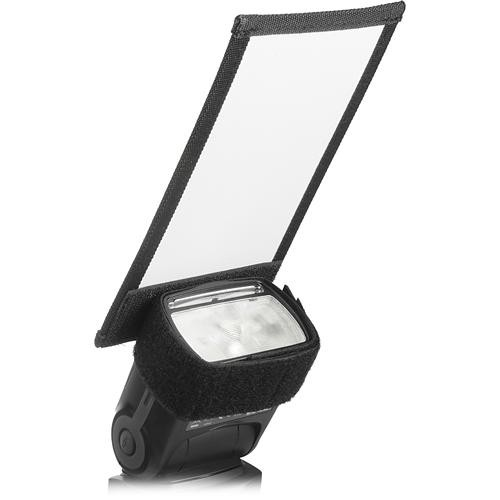 Honl Photo Gobo Bounce Card for Speed System (Black/White)