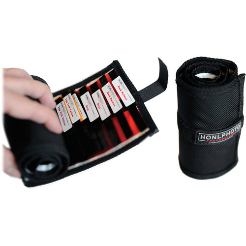Honl Photo Flash Filter Roll-Up Case