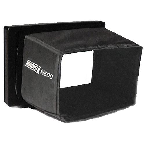 """Hoodman H-600 Hood for 6"""" LCD Monitors"""