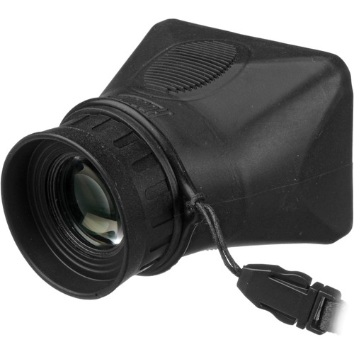 "Hoodman HoodLoupe Professional LCD Screen Loupe for 3"" Displays"