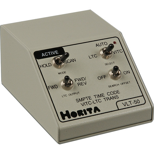 "Horita AVLT-50 ""Active"" VITC to LTC Translator, BNC"