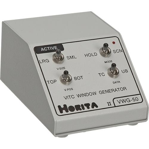 """Horita AVWG-50 """"Active"""" VITC Window Generator"""