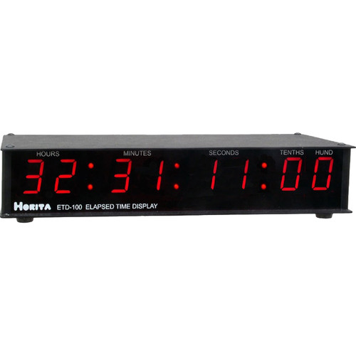 Horita ETD-100 LED Elapsed Time Display